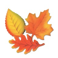 Printed Leaves (pack of 24) (pack of 24)