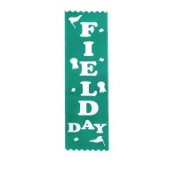 Field Day Award Ribbon (pack of 12) (pack of 12)