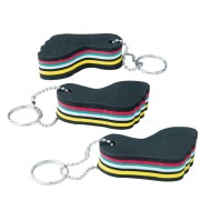 Foot Key Chain (pack of 12) (pack of 12)