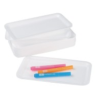 "Foam Tray,  5-3/4x10-3/4"" (pack of 12)"