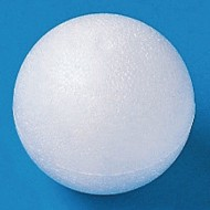 "Foam Balls, 1"" (pack of 12)"