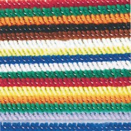 "Chenille Stems/Pipe Cleaners, 12"" x 3mm - Assorted (pack of 1000)"