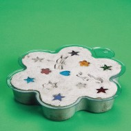 Flower Stepping Stone Mold (pack of 12)