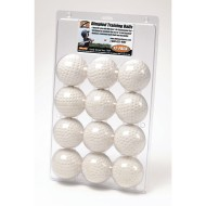Lightweight Dimpled Foam Balls (dozen)