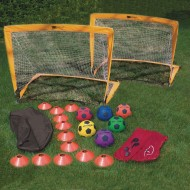 "Youth Soccer Easy Pack, 48""x40"" Rectangle Goals"