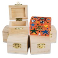 Little Treasure Chest (pack of 6)