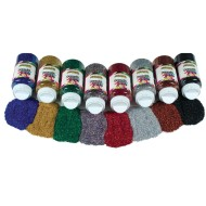Non-tarnishing Color Splash!® Glitter, 1-lb. (pack of 8)