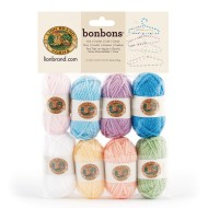 Bonbons® Mini Acrylic Yarn Pack - Pastels (pack of 8)