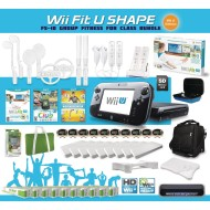 Wii™ Fit U Shape Group Fitness Pack for 10