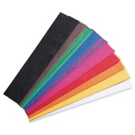 Crepe Paper Assortment (pack of 10)