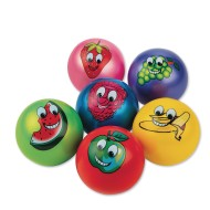 Fruit Scented Ball Set (set of 6)