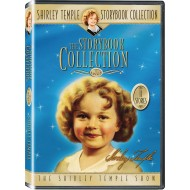 Shirley Temple 6-DVD Storybook Collection (set of 6)