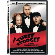 Ultimate Three Stooges 5-DVD Collection (set of 5)