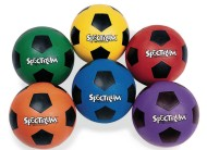 Spectrum™ Rubber Soccer Ball, Size 4