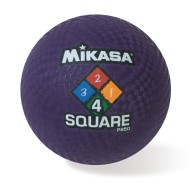 Mikasa® Purple Playground Ball, 8-1/2""