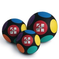 Spectrum™ Circles Four Square Ball, 8-1/2""