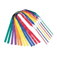 "Spectrum™ Ribbon Wands, 72""L (set of 6)"