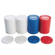 Poker Chip Set (set of 100)