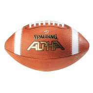 Spalding® Alpha Leather Football