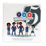 Focused Fitness Fab 5® Physical Activity Program Manual and CD