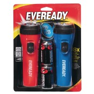 Eveready® Twin Pack Flashlights