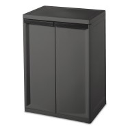 Sterilite® 2 Shelf Storage Cabinet
