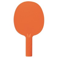 Plastic Table Tennis Paddle, Textured face