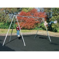 Tripod Swing Set, 2 Seats