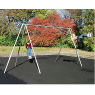 Tripod Swing Set, 4 Seat