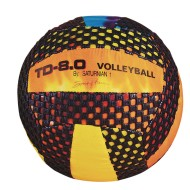 Tie-Dye Gripper Volleyball, 8""