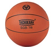 Tachikara® Tan Rubber Basketball