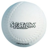 Spectrum™ Rubber Softball, Firm