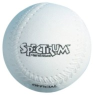 Spectrum™ Rubber Softball, Soft
