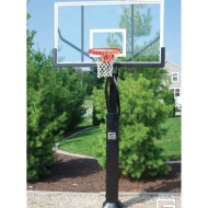 Gared Pro X In Ground Basketball System
