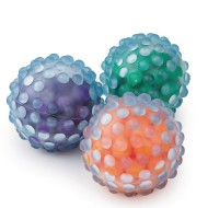 Squishy Bumpy Ball Set (set of 3)