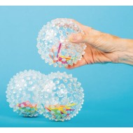 Tactile Rainbow Rod Balls (set of 3)