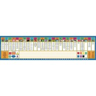 Desktop Word Wall Upper Emergent, Grades 1-2 (set of 30)