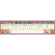 Desktop Word Wall Upper Emergent, Grades K-1 (set of 30)