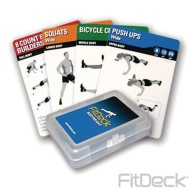FitDeck® Exercise Playing Cards