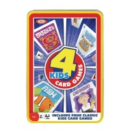 Kids Card Game Pack