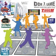"Wii™ DDR ""Tough"" Elementary Group Fitness Pack"