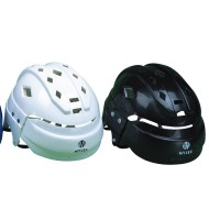 Hockey Helmet Jr., White