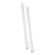 Scooter Flag Tag Vertical Poles (pair)