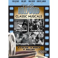 Vintage Hollywood Classical Musicals DVD