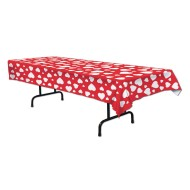 Heart Table Cover