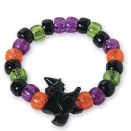 Halloween Witch Bracelet (makes 12)
