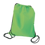 Neon Drawstring Backpacks (pack of 12)