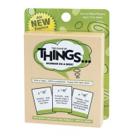 Game of Things Cards