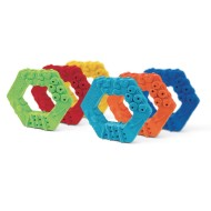 Rubbabu™ Sensory Rings (set of 6)