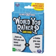 Would You Rather?™ Card Game